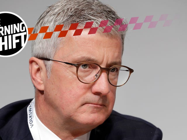 Audi CEO Rupert Stadler Has Been Arrested In Ongoing Dieselgate Fallout