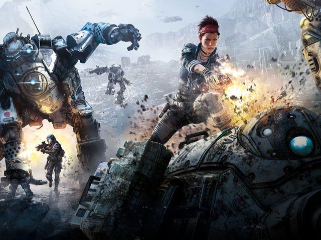 Titanfall 2's Beta Is Skipping PC