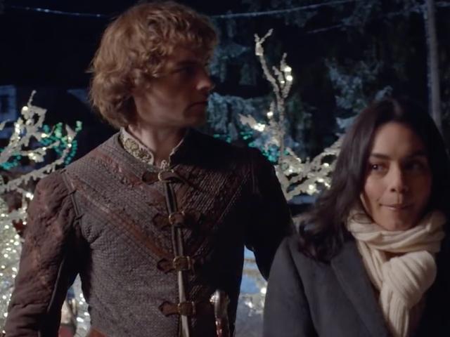 Рыцарь перед Рождеством не имеет смысла, и, честно говоря, я люблю это