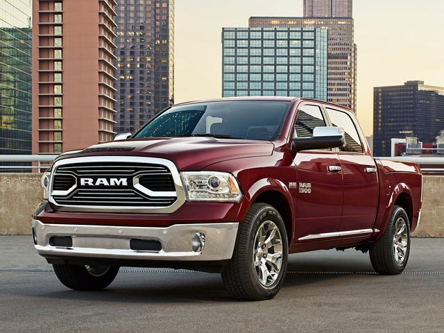 More Than 410,000 Ram Trucks Recalled for the Potential for Their Tailgates to Pop Open, So Good Luck Out There