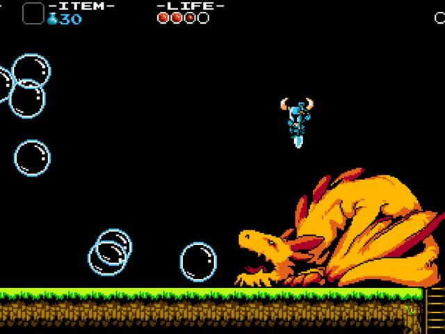 How Shovel Knight's DevelopersModernized NES Game Design