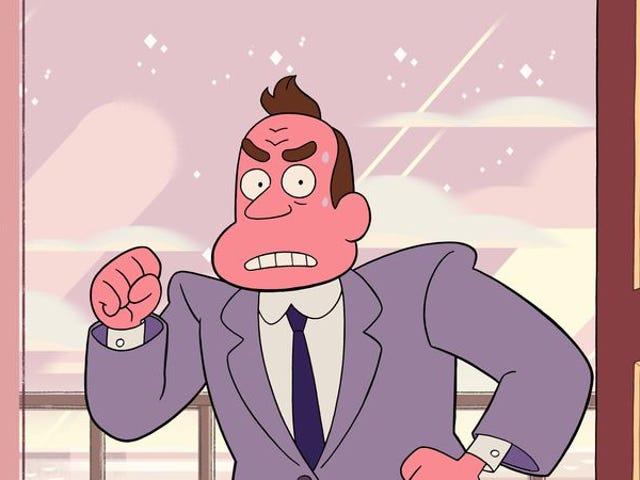 """Steven Universe : """"Poliittinen voima"""""""