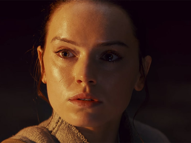 Rian Johnson Gives His Interpretation of Rey's Enigmatic Mirror Vision