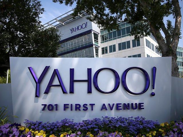 SEC verklagt Yahoo $ 35 Millionen wegen fehlender Offenlegung von Hacks