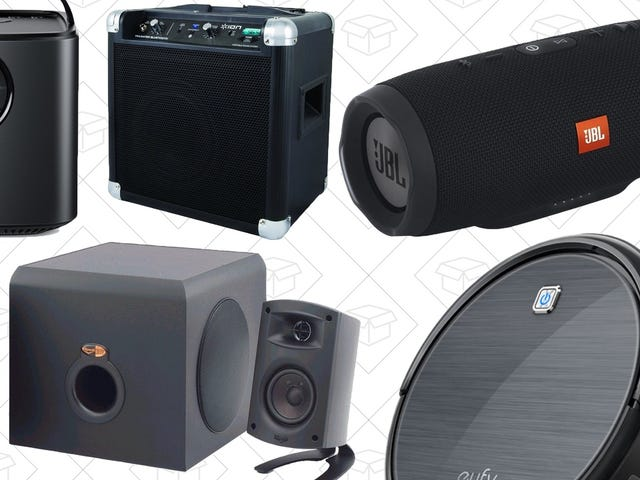 eBay's Taking 20% Off Already-Discounted Gear From Anker, JBL, Klipsch, and More