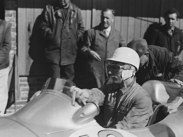 Sir Stirling Moss, Formula One and Mille Miglia Legend, Has Passed Away at 90