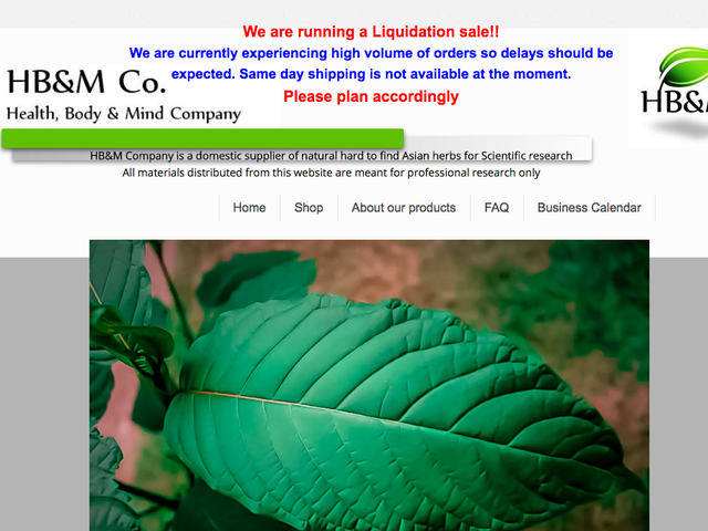 The DEA Is About to Kill Kratom and Internet Sales Are Going Crazy