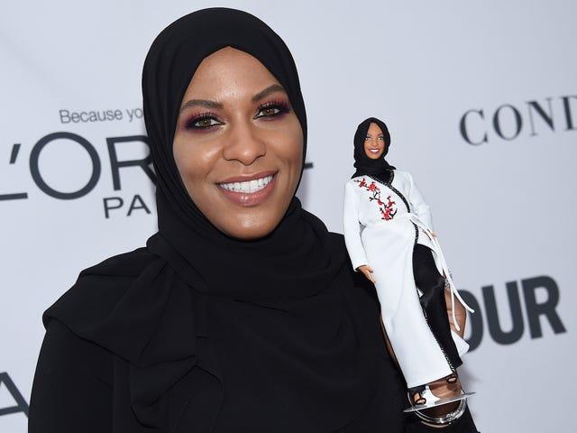 Mattel lanza un muñeca Barbie con velo islámico por primera vez en su historia