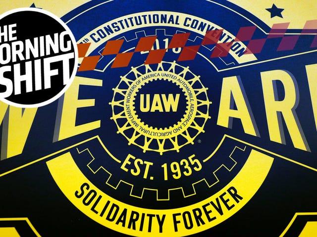 Os trabalhadores da indústria automobilística da América merecem mais do que o UAW [Atualização]