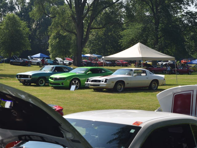 Camaro Superfest 2018 foto