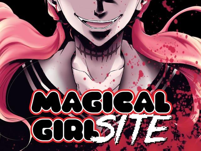 El sitio de Anime of Magical Girl se estrenará este abril