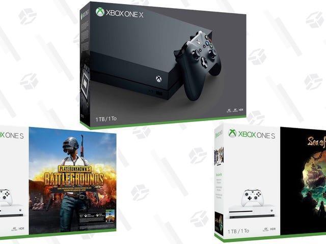 Microsoft's Xbox Console Sales Are Live For E3