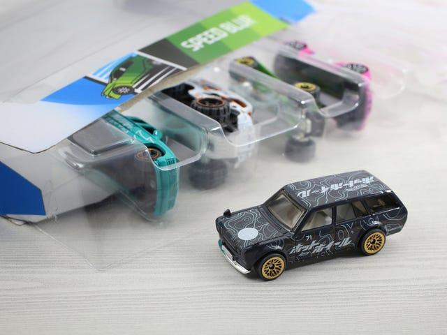 Speed Blur Datsun 510 Wagon