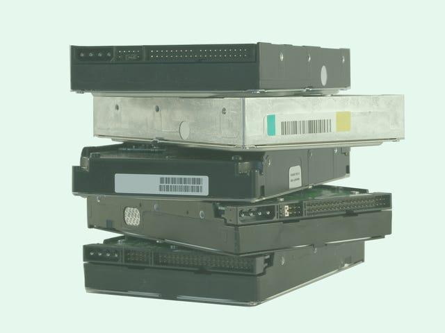 En sundhedsforsikringsvirksomhed mistede seks harddiske med data om 1 million kunder
