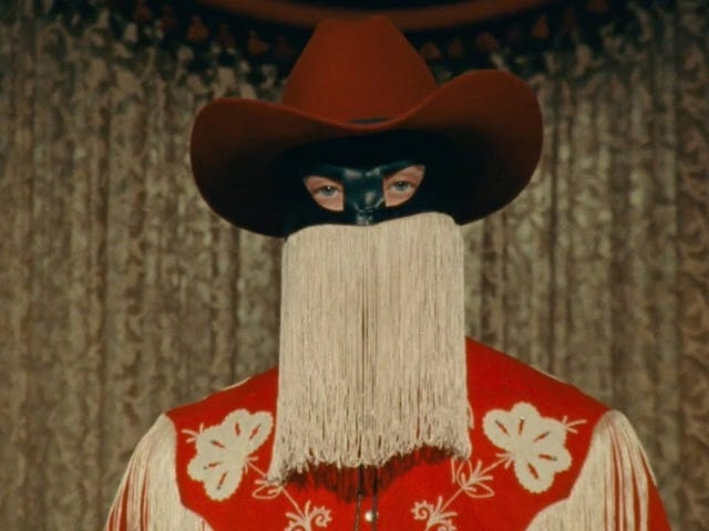 Track: Dead Of Night | Artist: Orville Peck | Album: Pony