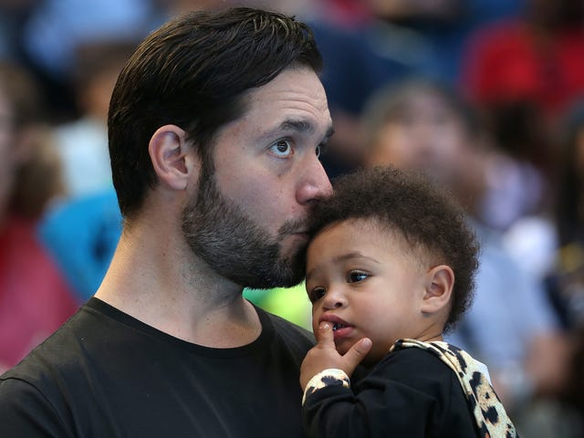 Alexis Ohanian Wants to Become Skilled at Doing His Daughter's Hair. So, Why Did He Get Pushback?