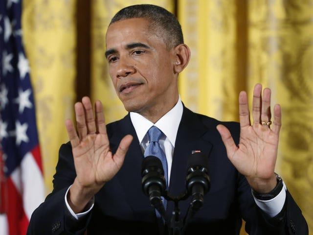 Barack Obama ne vous doit pas de merde