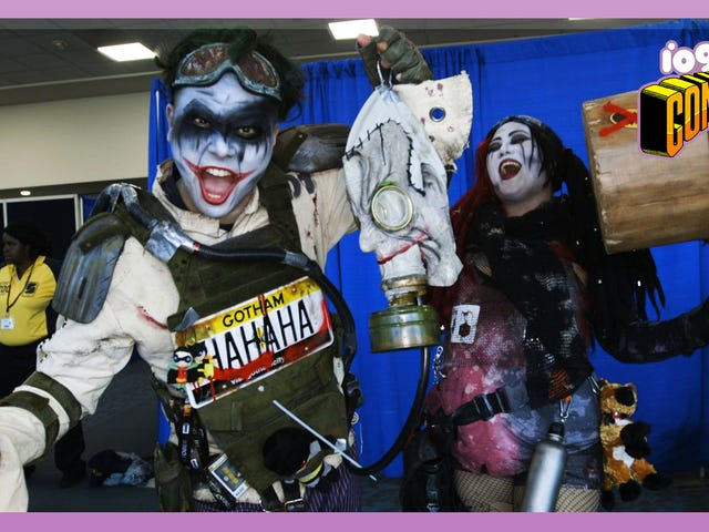 All the Amazing Cosplay We Witnessed at San Diego Comic-Con 2019, Day 3