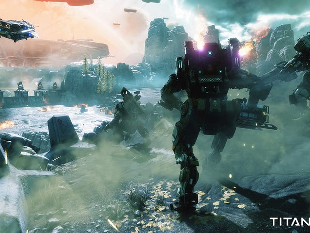 Titanfall 2's tech test has started a second weekend of testing on the Playstation 4 and Xbox On