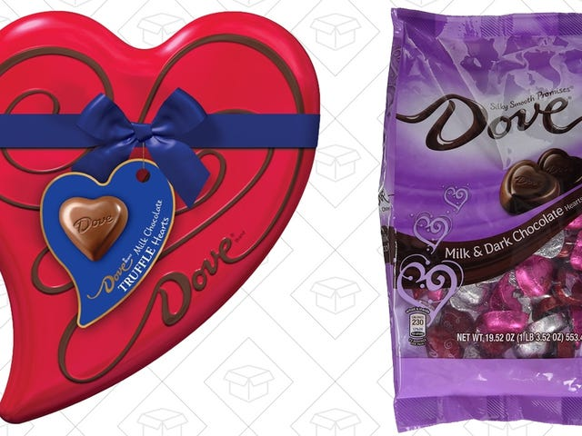 Check Valentine's Day Chocolate Off Your To-Do List With This Amazon Sale