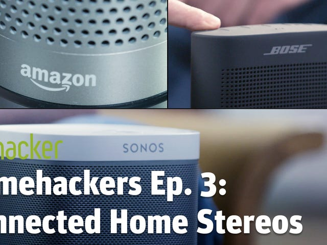 How to Set Up a Basic Smart Home Sound System