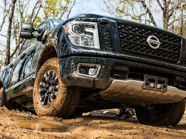 The Nissan Titan Isn't Dead Yet But It Might Be On Its Way