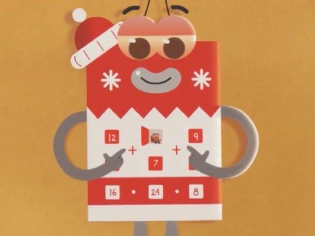 Kalendar Advent Menemukan Serangan Benar Krismas dalam Trailer Faux Lucu ini