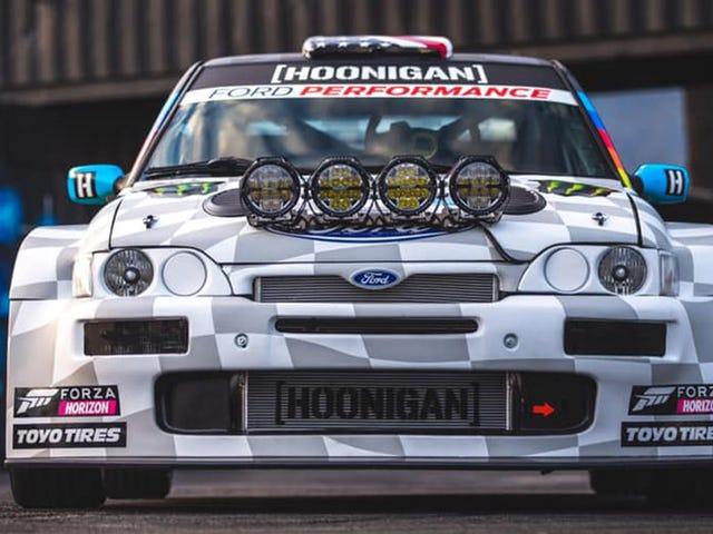 Ken Block'un Cosworth'u 2020 İçin Bir Makyaj Ve Daha Fazla Güç Aldı
