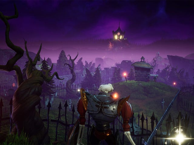 MediEvil Looks Great But Has A Lousy Camera