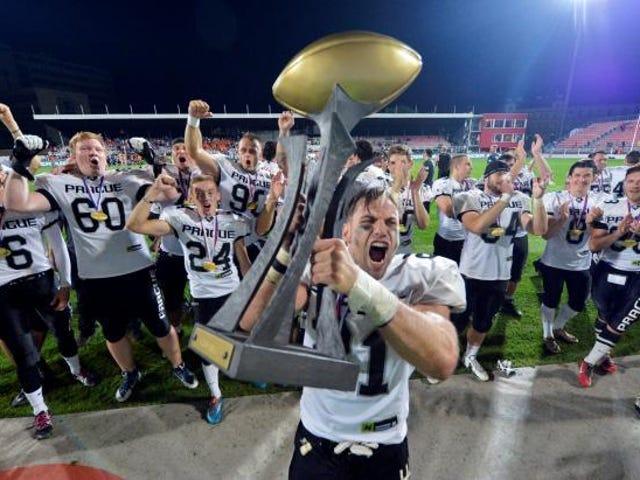 Beamte treten nach dem Tschechischen Bowl endet auf Championship-Deciding Blown Call