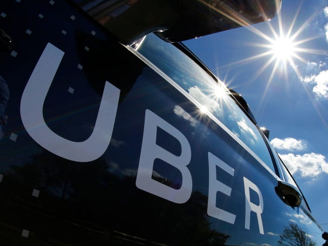 Ride-Hailing Apps Like Uber Could Reduce Public Transit Use And That's A Problem