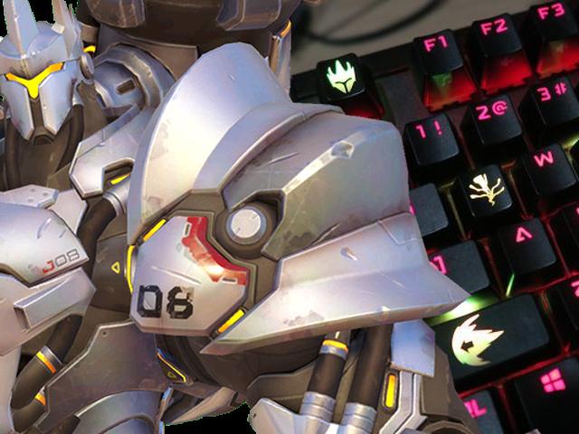 Zet een beetje <i>Overwatch</i> op je toetsenbord