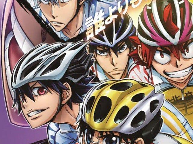 Enjoy the newest promo of Yowamushi Pedal Glory Line