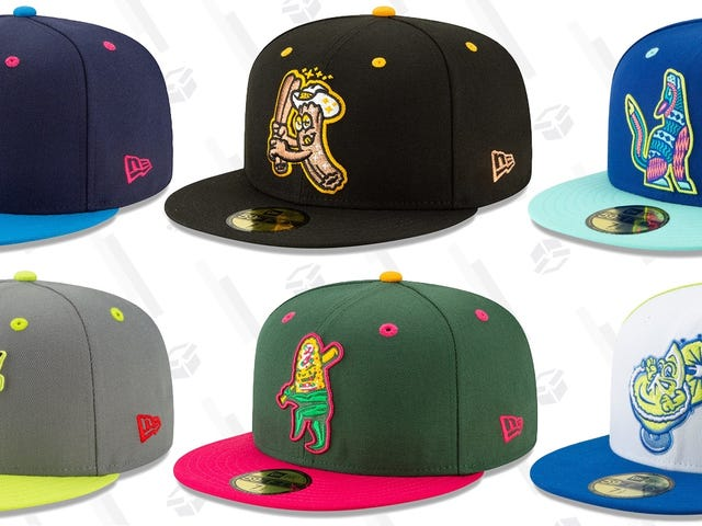 Minor League Baseball's Copa de la Diversión Hats, Ranked