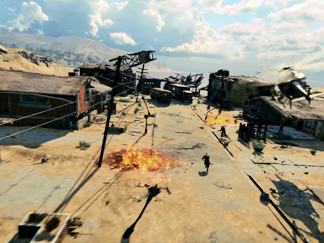 Black Ops 4 Players Are Using Emotes To Peek Around Corners, But A Fix Is On The Way