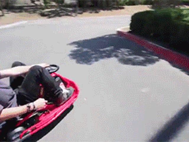 Focus RS heeft drift-modus.