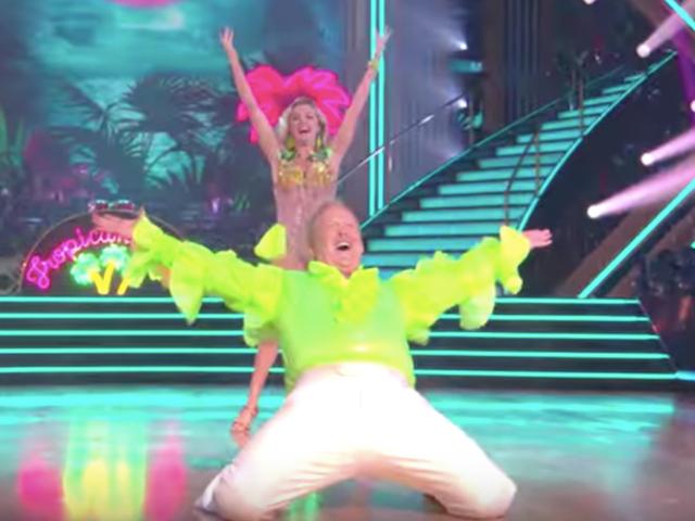 Sean Spicer bailará con las estrellas no más