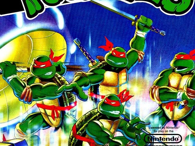 Juego de la semana: maldito nivel (usa Donatello)