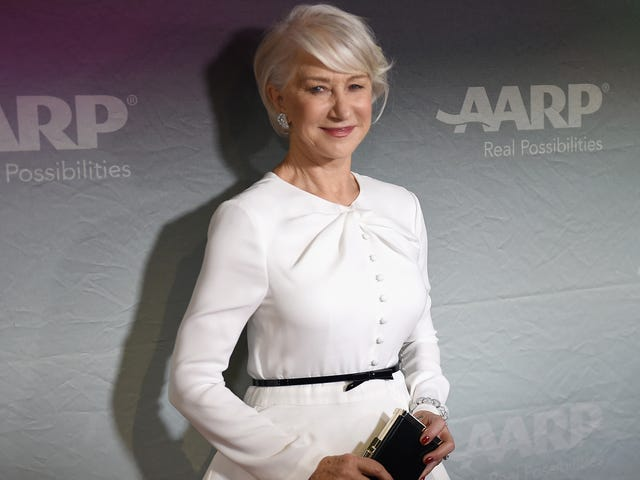 Helen Mirren Says Men Would Expose Themselves to Her on a Weekly Basis in Her 20s