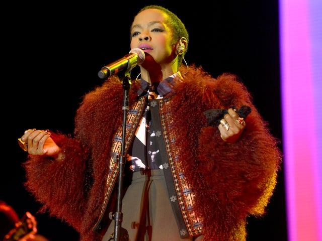Lauryn Hill, NJ Vergi Lieni İle İlgili Açıklama Yaptı
