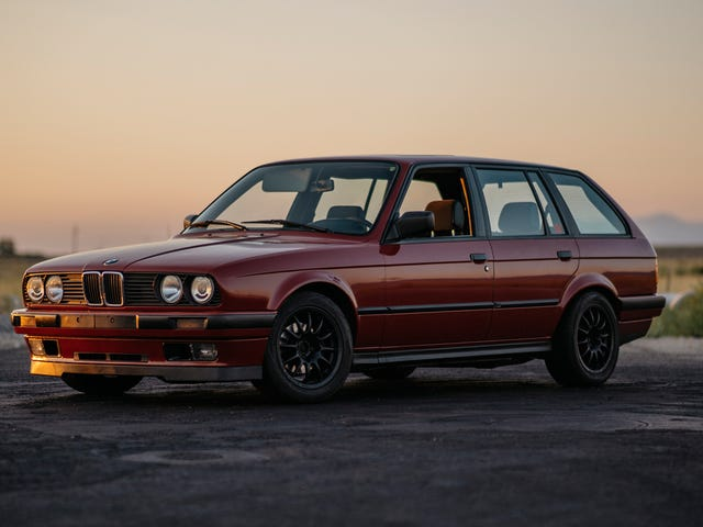 Owning This Imported BMW E30 Wagon Was Everything I Dreamed It Would Be