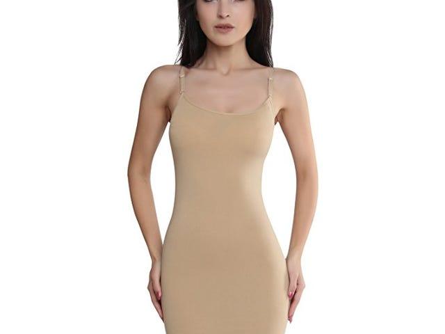 Jimat sehingga 65% di Full Slip For Under Dresses di Amazon