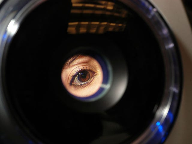 To Fool This Iris Scanner, You're Gonna Need a Really Fresh Eyeball
