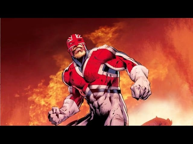 The not so official Marvel's Secret Wars trailer