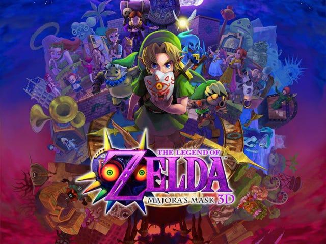The Legend of Zelda: Majora's Mask - Une histoire à propos de la perte