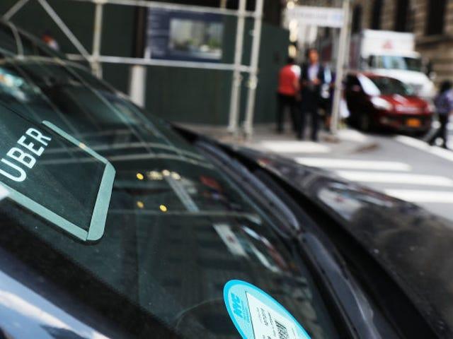 Uber Self-Driving Exec voulait lancer 'Faketesla' Effort sur les médias sociaux pour commencer 'Calling Elon On Its Shit'