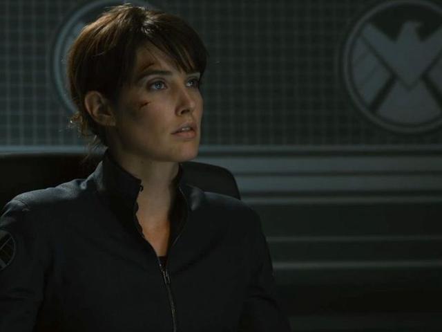 Cobie Smulders Onları Şımartmadan Marvel Filmleri Hakkında Konuşabileceğinizi Kanıtladı