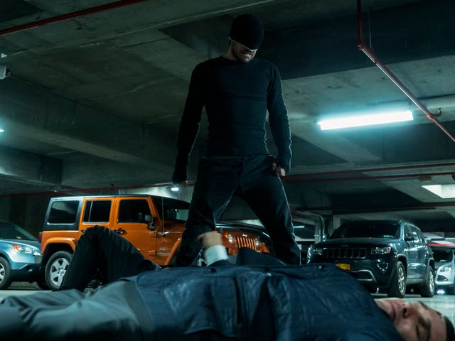 New Daredevil Season 3 Trailer Introduces a Major Comics Villain to Marvel's Cinematic Universe [UPDATED]