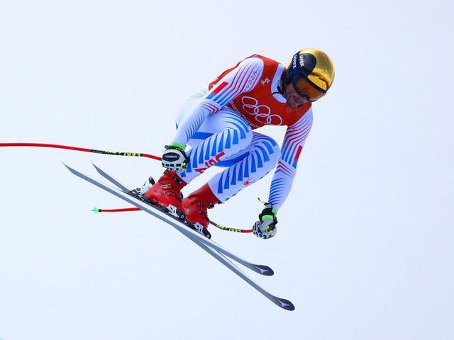 Getting Injured In An Olympics Practice Run Is True Sports Heartbreak