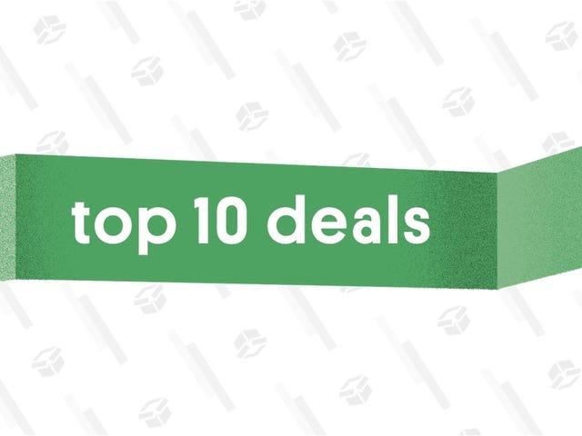 ข้อเสนอที่ดีที่สุด 10 ข้อในวันที่ 12 กันยายน 2018